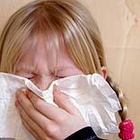 Allergie und Schnupfen © S. Hofschlaeger / Pixelio.de