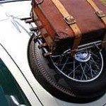 Autokoffer im Retrolook - © Photocase