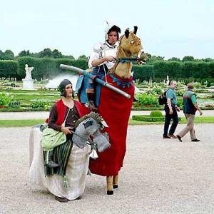 Kleines Fest im Großen Garten - © auto-reise-welt.de
