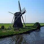 Windmühle in den Niederlanden - © Jens Schöninger / Pixelio.de
