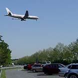 Am Flughafen parken - © Maiha / Pixelio.de