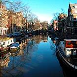 Städtereise Amsterdam im Winter - © schubalu / Pixelio.de