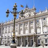 Königspalast in Madrid - © Dirk Pollzien / Pixelio.de