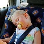 Reisen mit Baby oder Kleinkind - © I.Friedrich / Pixelio.de