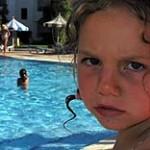 Kind im Hotel - © Pixelio.de