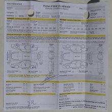 mietwagen schadensbericht