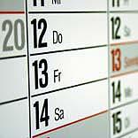 Reisekalender, Reisewetter im April - © Markus Hein / Pixelio.de