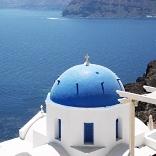 Impression von der Insel Santorin - © Cornerstone / pixelio.de