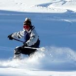 Skifahren im Februar - © daniel stricker  / pixelio.de