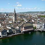 Städtereise Zürich - © Rolf Krekeler / Pixelio.de