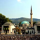 Kaisermoschee in Sarajevo - © Julian Nietzsche / pixelio.de