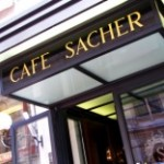 Café Sacher in Wien - © RainerSturm / pixelio.de