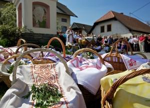 Ostern in Kärnten © Kärnten Werbung, Fotograf: Steinthaler