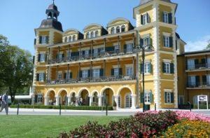 Schlosshotel Velden - © Hans-Dieter Buchmann / pixelio.de