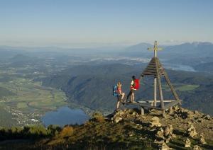 Alpe Adria Trail - Gerlitzen Alpe © Kärnten Werbung, Fotograf: Franz Gerdl