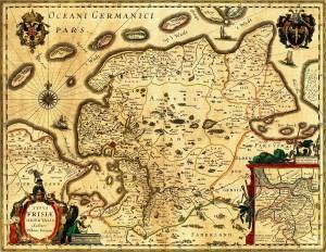 Ostfriesische Nordseeküste Karte.Ostfriesland Special Autourlaub An Der Nordsee
