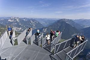 Aussichtsplattform 5fingers - © Dachstein im Salzkammergut | Schöpf