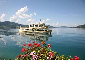 Attersee-Schifffahrt - © TVB Attersee - Atterseeschifffahrt