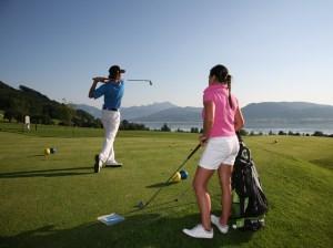 Golfen am Attersee © STMG, Fotograf: Christian Parzer