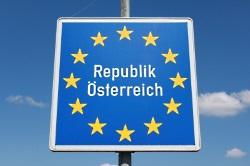 Grenze von Österreich - Oliver Weber / pixelio.de