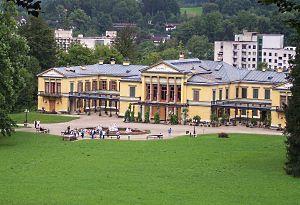 Kaiservilla in Bad Ischl - © Toffel, gemeinfrei