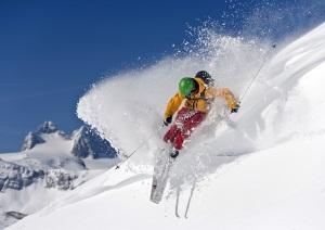 Snowboarder in der Freesports Arena Krippenstein -  © Freesports Arena Krippenstein | Leo Himsl